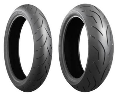 Bridgestone S20 Evo