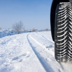 En octobre on passe à l'heure d'hiver et donc aux pneus hiver !