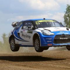 Cooper Tire remporte le marché des pneus de rallycross de la FIA