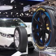 Goodyear Dunlop et son nouveau pneu à « double empreinte »