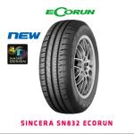 Falken Sincera SN832 EcoRun : un nouveau pneu silencieux pour les petites voitures