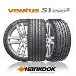 Hankook Ventus S1 evo² en première monte sur la BMW Série 4 coupé