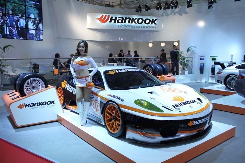 Hankook salon Reifen
