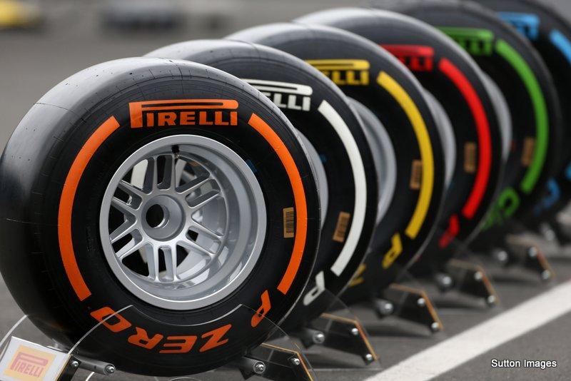 Pirelli F1 2014