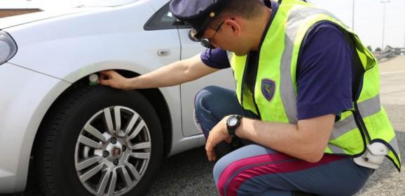 Les pneus hiver interdits en Italie en été