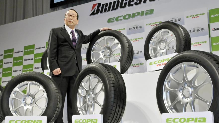 Bridgestone groupe