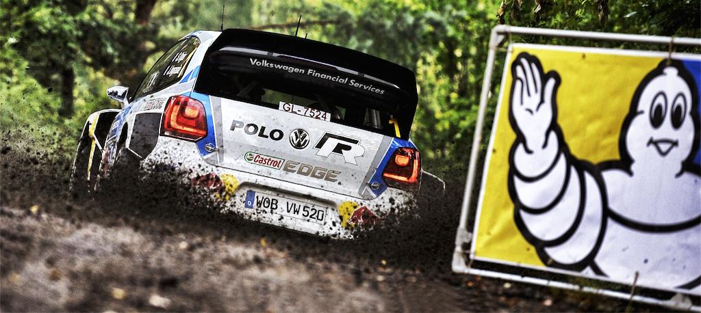 pneus Rallye Michelin