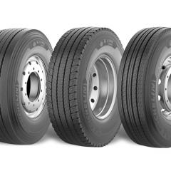 Classée AAA en efficacité énergétique Michelin présente sa nouvelle gamme X Line energy