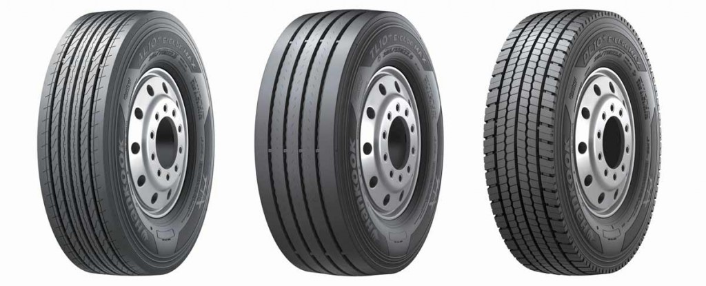 Hankook MAN Trucks cube MAX AL10 TL10