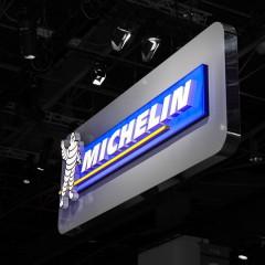 Michelin présent au Mondial 2014 de l'auto à Paris