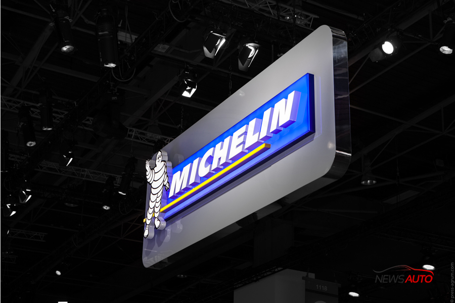 Stand Michelin Mondial Paris