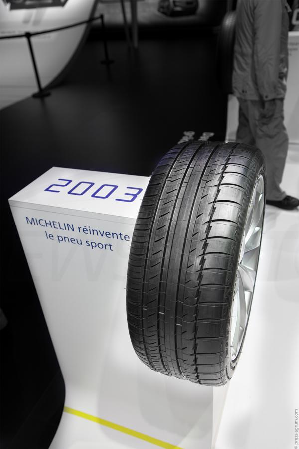 Pneu Michelin 2003