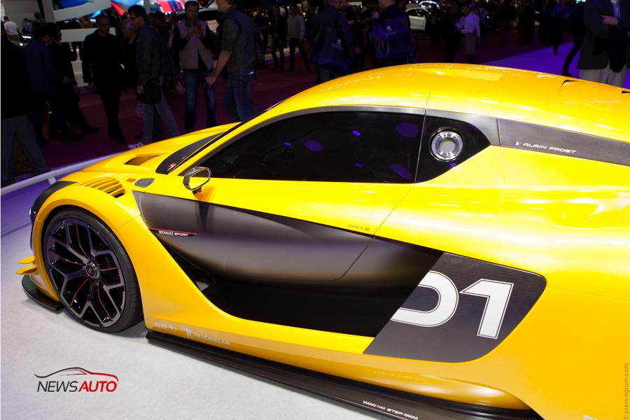 Michelin Renault Sport mondial auto