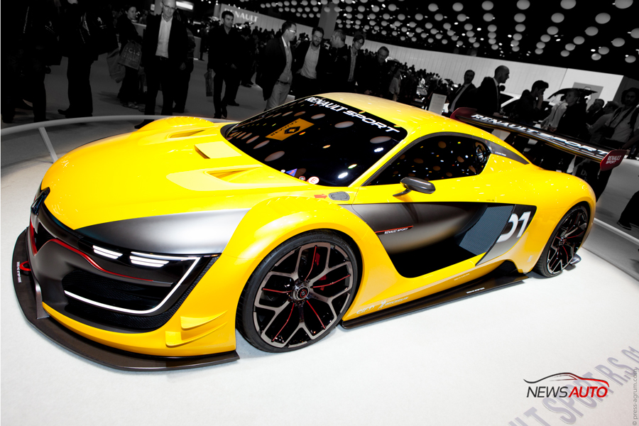 Renault Sport R.S.01 mondial auto