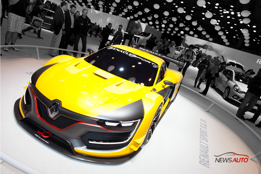 Renault Sport mondial auto
