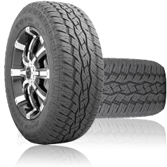 Open Country A/Tplus : nouveau pneu mixte chez Toyo