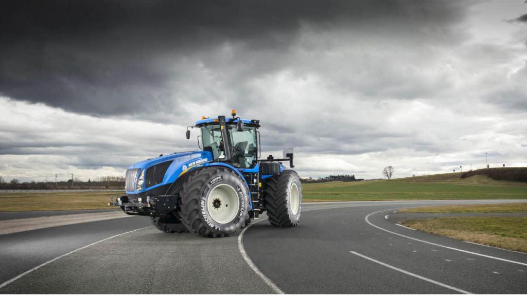 pneus agricole Michelin