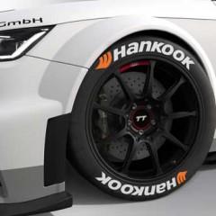 La nouvelle Audi Sport TT Cup sera équipée exclusivement de pneus Hankook