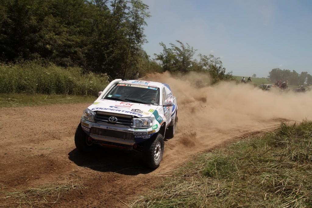 Cooper Tyres Dakar 2015