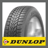Dunlop SP Winter Response 2 : Pneu hiver pour voitures compactes et citadines