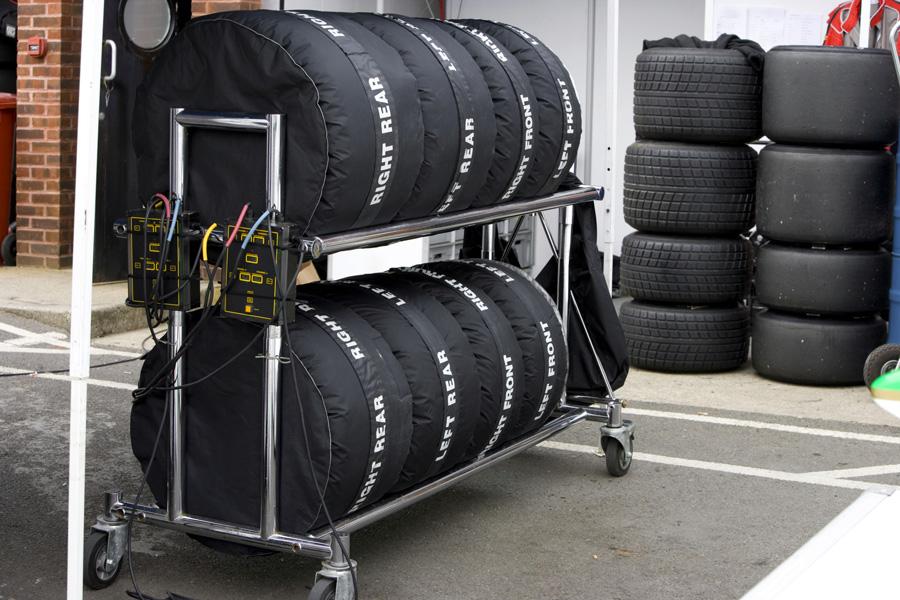futur pneus Formule 1