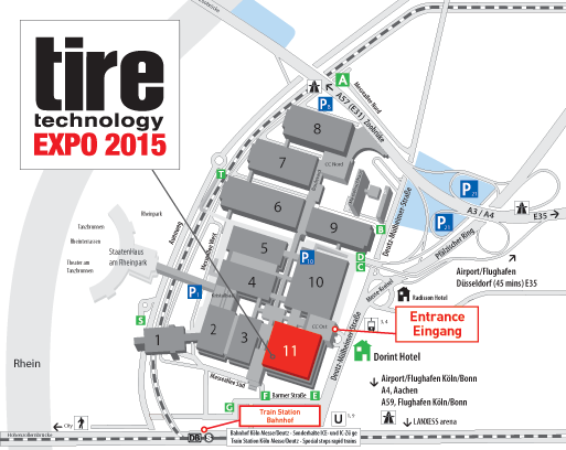 plan Tire Technology Expo 2015