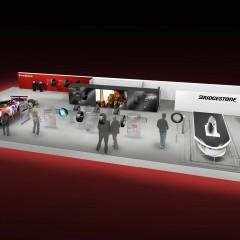 Au salon de Genève, Bridgestone va très loin en termes de sécurité et d'innovation pour ses pneus
