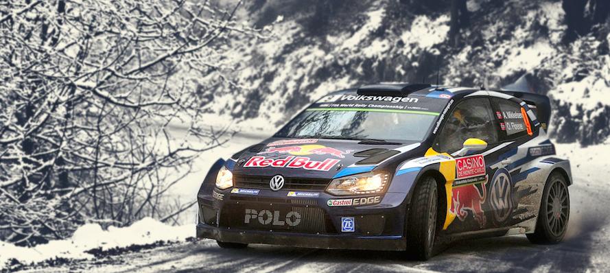 Pneus de rallyes WRC de marque Michelin