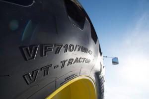 Pneu agricole VT-TRACTOR de la marque Bridgestone