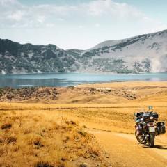 Une aventure de 6 mois pour Anja et Hauke avec des pneus motos de Delticom