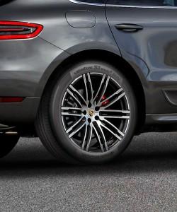pneu Ventus S1 evo² sur Porsche Macan