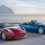 La Ferrari California T roule sur Bridgestone